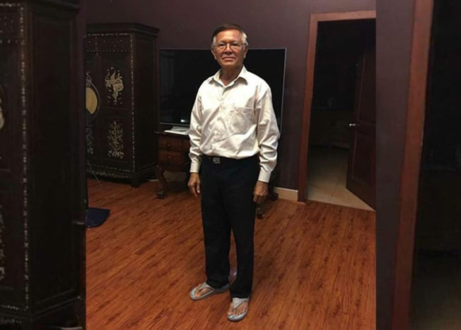 CNRP president Kem Sokha in September 2018 (Supplied)