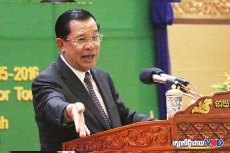 Hun Sen Threatens Legal Action Against Health Rumormongering