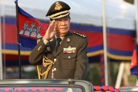 Hun Sen Orders Production of TV Drama About Hun Sen