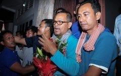 Pardoned CNRP Prisoner Plans Return to Cambodia