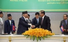 Cambodia and Nepal Hope for Direct Flights