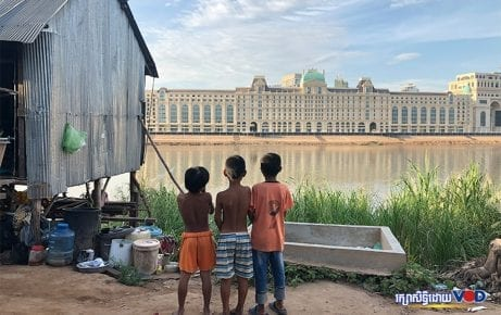 Kids of Poor Family