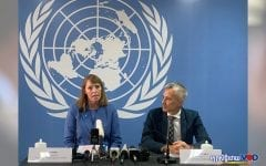'Aggressive Rhetoric From Both Sides' Condemned by UN Rapporteur