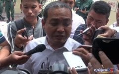 CNRP Lawyer Says Court Toying With His Clients