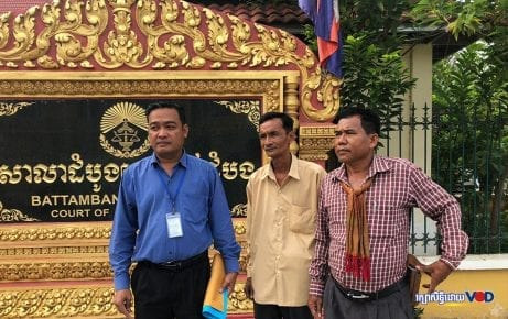 cnrp-laywer-sam-sokong-and-activist at BTB court-190508