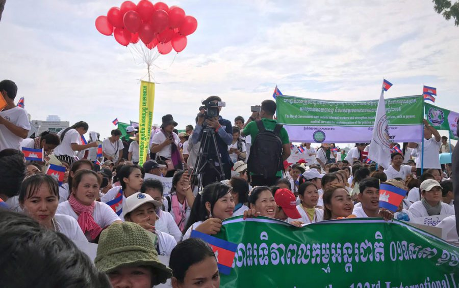 labor-day-rally-wat-phnom-2019