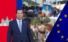 EU Demands 'Real, Credible' Change From Cambodia