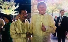 Cambodia Splashes $1.2M Into Trump's Swamp