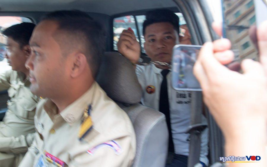 Mr. Suong Neakpoan, on 12 July 2019. Photo: Hout Vuthy