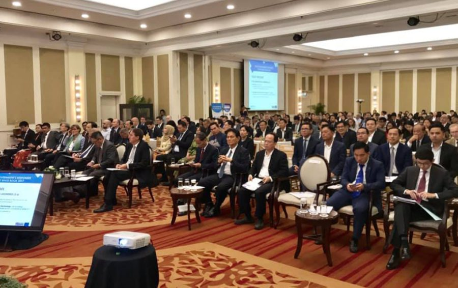 The Cambodia- EU Dialogue and the WhiteBook 2019 Launch event