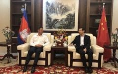 China, Cambodia Agree to Open Chinese Consulate in Preah Sihanouk
