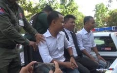 VIDEO: Police Arrest Activists at Kem Ley Murder Anniversary