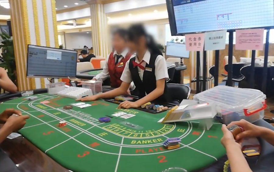A casino in Sihanoukville
