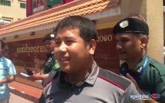 Kung Raiya Charged Over Kem Ley T-Shirt