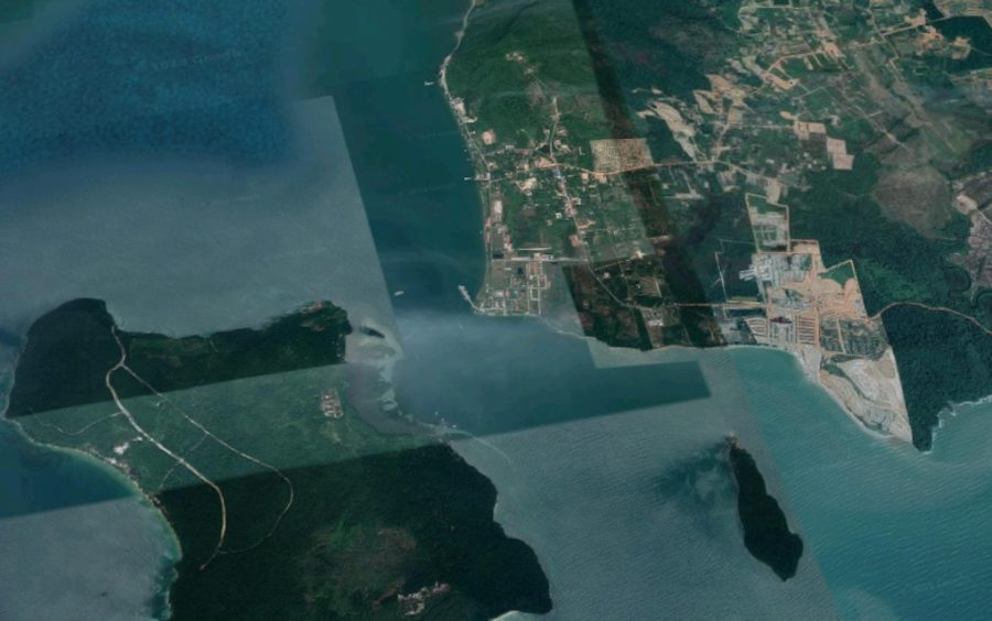 Ream Naval Base (Google)