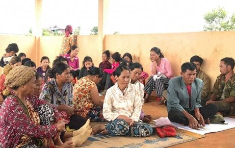 Bunong community