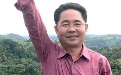 Justice Ministry undersecretary of state Seng Sovannara (Seang Sovannara's Facebook page)
