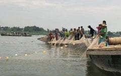 EU Funds GPS Tracking of Cambodian Fishers