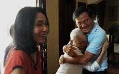 Ministry to US: Kem Sokha in 'Comfort of His Home'