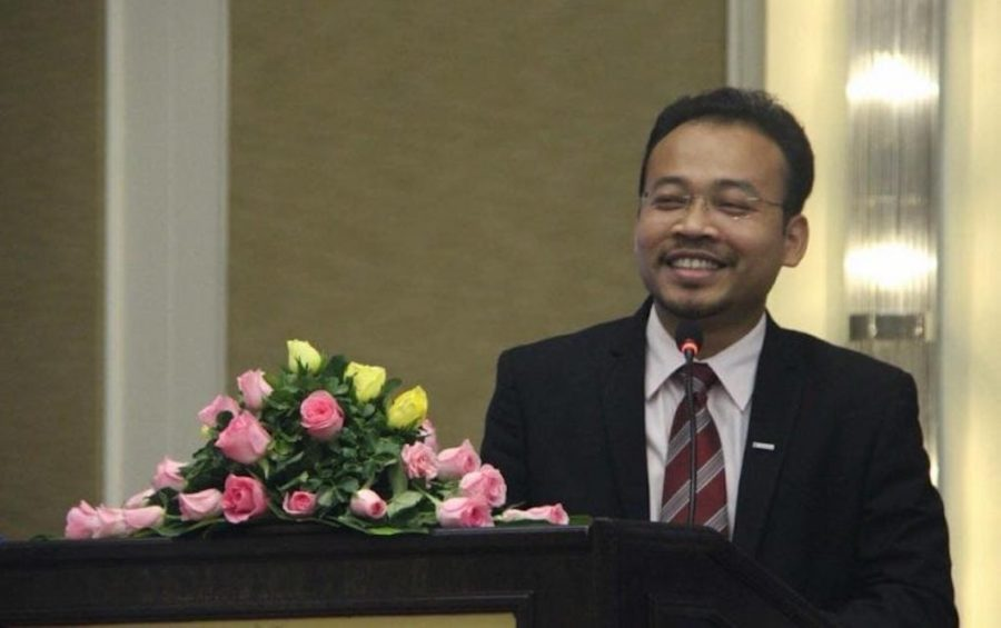 Preap Kol, director of Transparency International Cambodia (Facebook)