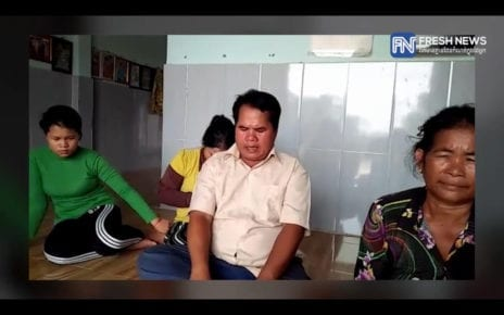 A 'confession' in Svay Rieng province posted to Fresh News on October 29, 2019.