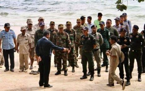 (Sihanoukville Police)
