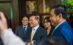 Investigation Into Kem Sokha's Treason Case Closed
