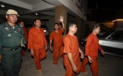 CNRP Supporters Released on Bail After Hun Sen's Order