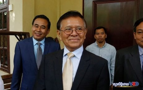 In Kem Sokha's Old Stronghold, Political Silence Prevails