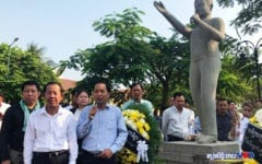 Unions Repeat Call to Find Justice for Murdered Labor Leader Chea Vichea