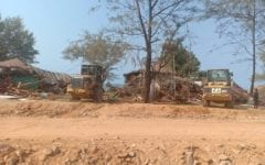 After Sihanoukville Beach Stalls Removed, Future Development Unclear