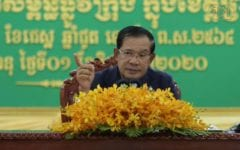 Government Grants Land in Preah Sihanouk to Hun Sen's Children