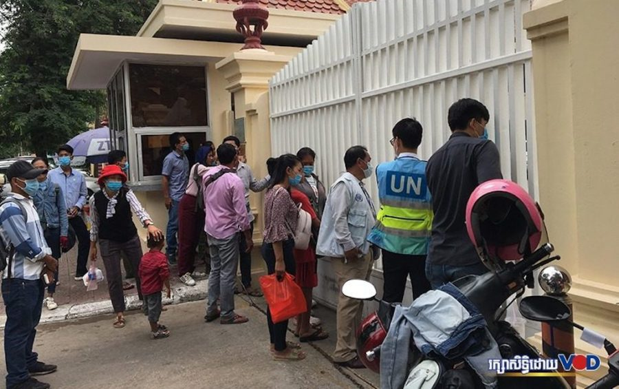 More CNRP Activists Arrested as Families Continue Calls for Release