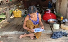 Facing Hunger, Battambang Villagers Use Gov't Handouts to Repay Loans