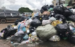 Sanitation Workers End Strike After Payments Promised in February
