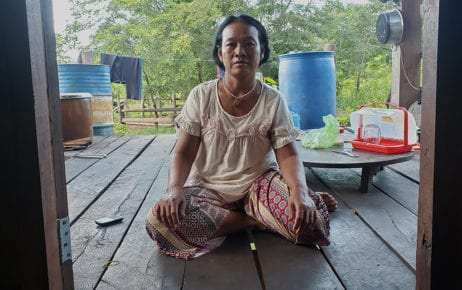 Indigenous Residents at Sesan Dam Prepare for New Fight