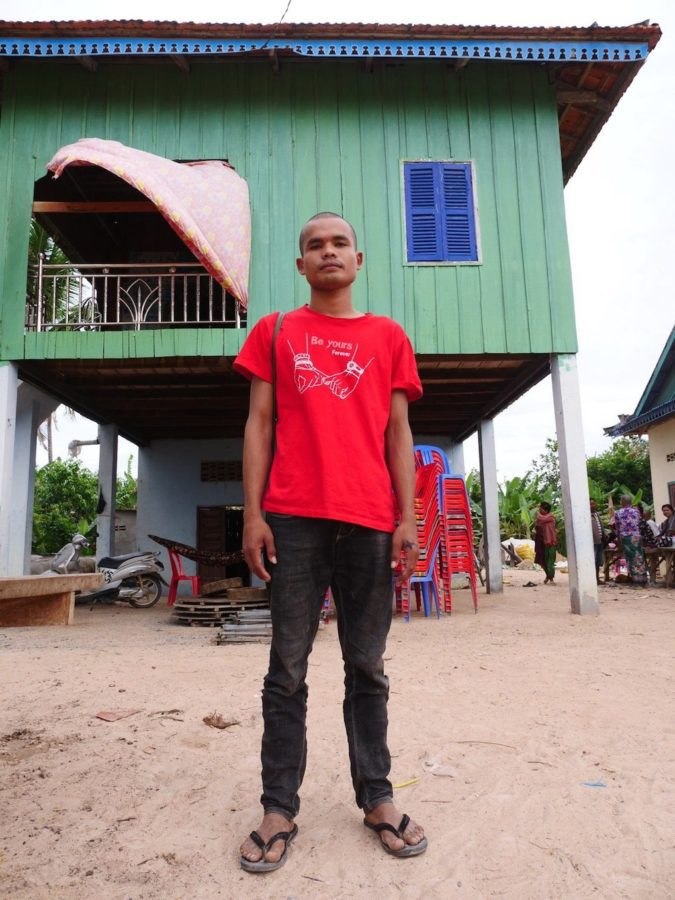 """I was so shocked I could not cry,"" says Sou Khom, of his father's suicide following the family's inability to pay debts they accrued as a result of investing in a Ponzi scheme. (VOD)"