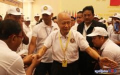 Former Co-Premier​​ Prince Norodom Ranariddh Announces Return to Politics