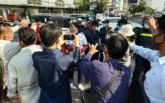 CNRP Activist Handed 18-Month Sentence for Nationalist Comments at Rally