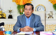 Hun Sen Orders Creation of Special Court to Prosecute Covid-19 Violators