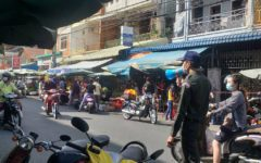 More of Phnom Penh Turned 'Yellow' in Easing of Lockdown Restrictions