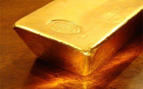 A gold bar (Bullion Vault/Flickr)