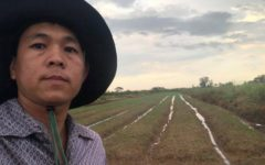 Kandal Authorities Warn Farmers to Not Upload Negative Pictures