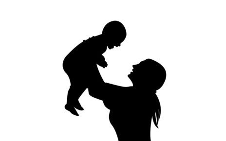 Mother with child (Pixabay)
