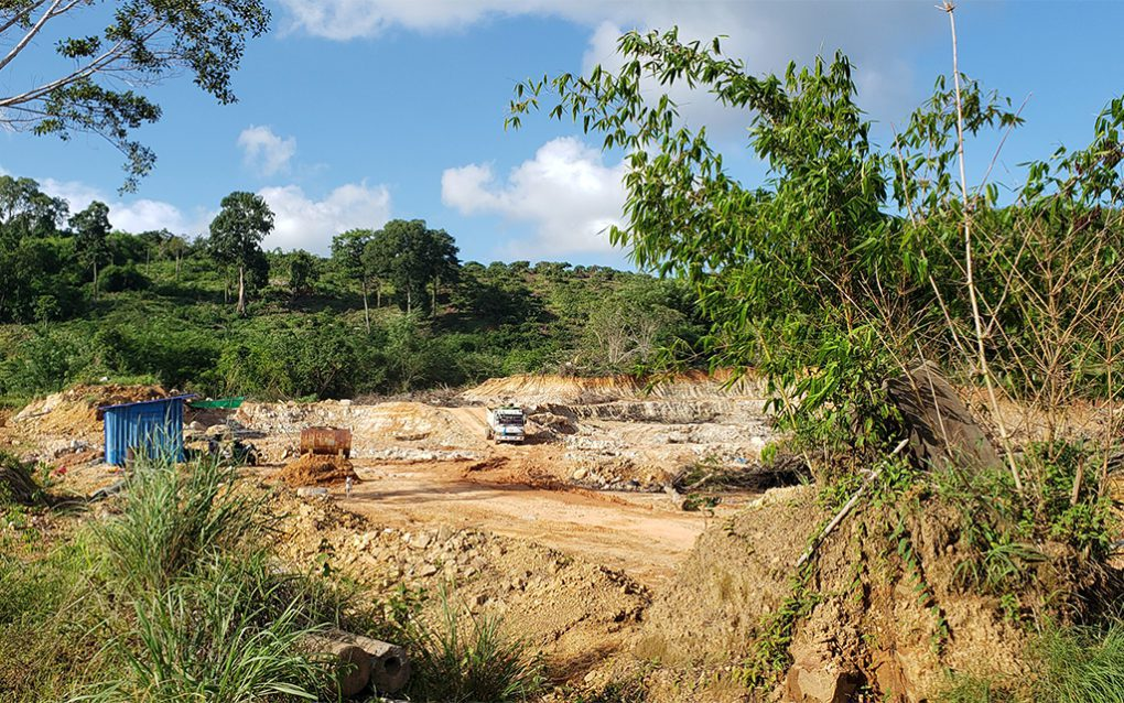 Koh Kong's Mass Land Privatization Elicits Doubt, Laughter From Villagers