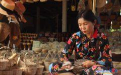 In 'Covid Era,' Siem Reap's Souvenir Handicrafts at Risk of Fading Away