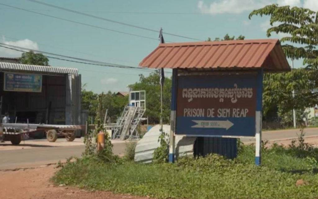 Twenty-six female inmates tested positive for Covid-19 at Siem Reap prison, after 19 others caught the disease at the same prison last week. (Charles Gouvet)