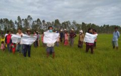 Land Activists Get Out of Jail After Accepting 900 Riel Per Square Meter