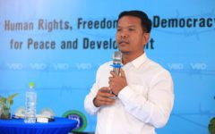 Updated: Phnom Penh Court Drops Arrest Warrant Against Analyst After PM's Appeal