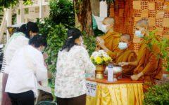 Pagodas Closed for Pchum Ben, Phnom Penh Extends Covid-19 Measures
